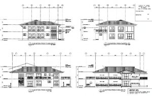 Complete House Plans for Sale (For Pag-ibig & Bank Loan Purposes ...