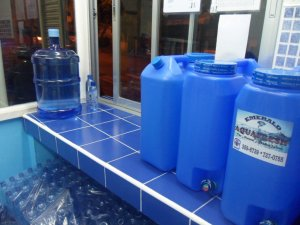 Natural Alkaline Water Refilling Station