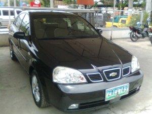Chevrolet Optra 2005 Manual 16 Litres Cebu City