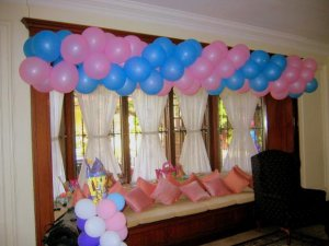 Balloonique 360 for balloon decoration and party packages for Balloon decoration for birthday party philippines