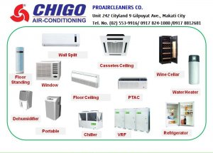 For Sale Chigo Aircondition Makati Free Classifieds In