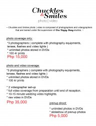 Affordable Wedding Photography Cagayan De Oro City Free Classifieds In Philippines