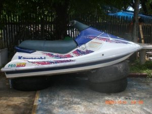 Jet ski kawasaki 750ss - Cebu City - free clifieds in Philippines
