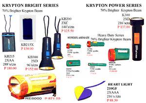 Flashlight Lantern Head lamp - Quezon City - free